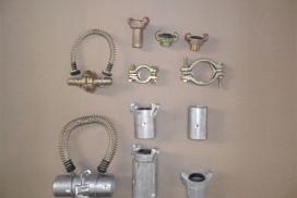Engates de Alumínio